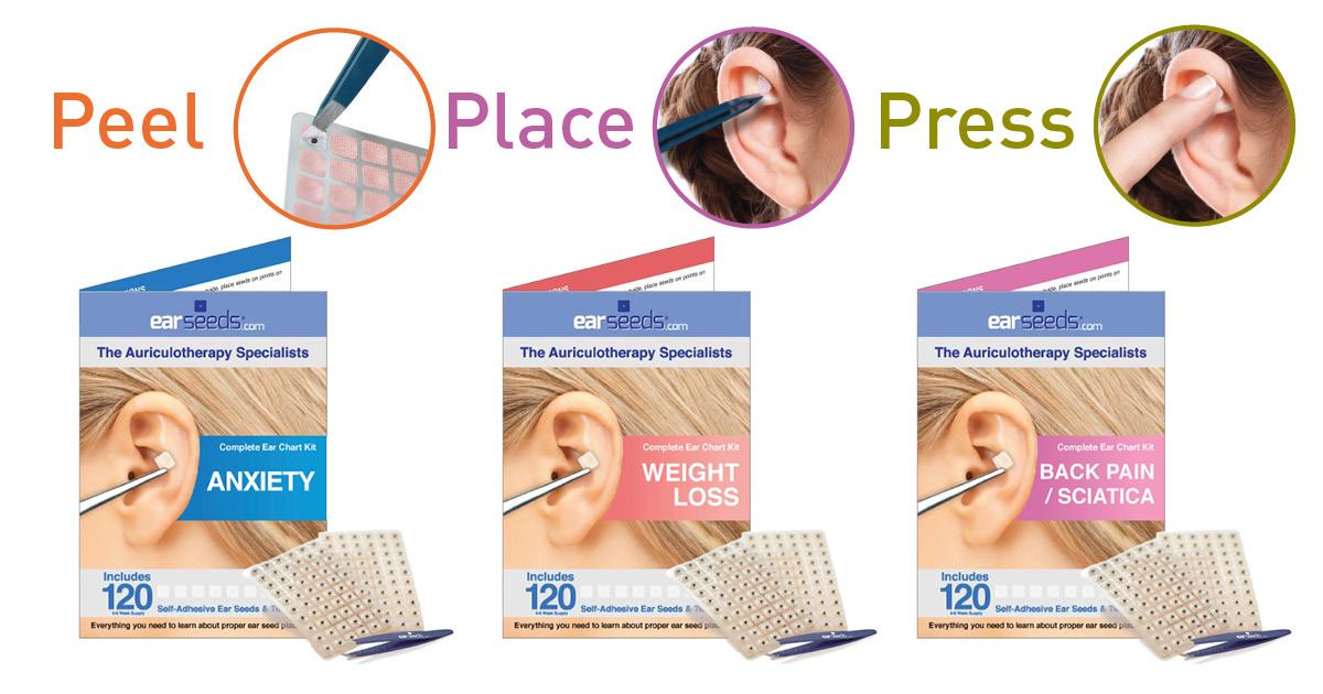 Ear Acupressure - Nurture Acupuncture Bundaberg
