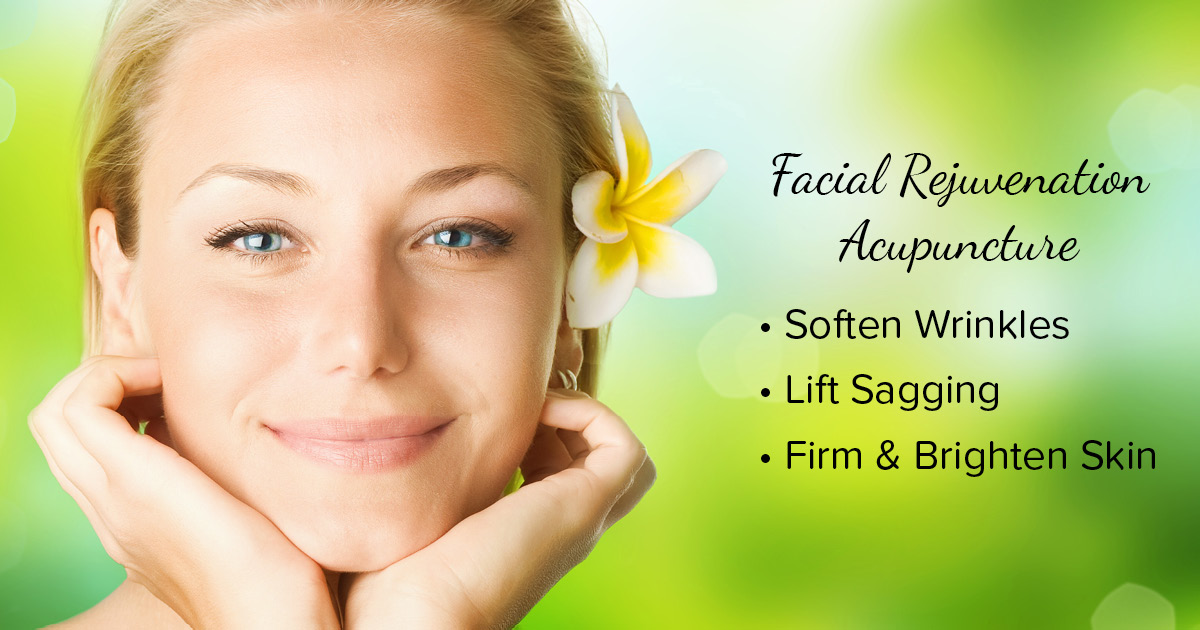 Cosmetic Facial Rejuvenation Acupuncture Bundaberg